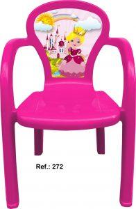 cadeira feminina - baixa